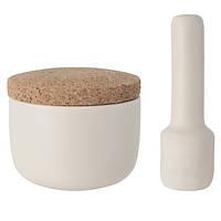 Ступка керамическая с пестиком, маленькая Berghoff 3950032, фото 1