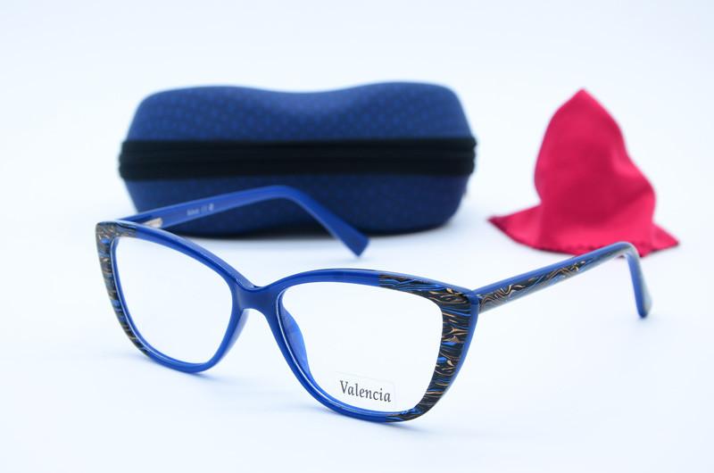Женская оправа для очков Valencia кошачий глаз 42163 с4
