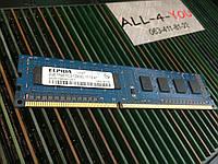Оперативна пам`ять ELPIDA DDR3 2GB  PC3 12800U 1600mHz Intel/AMD