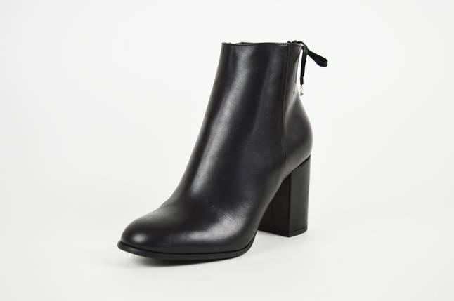 Классические ботинки с оборкой шнурком SALA 9086, фото 2