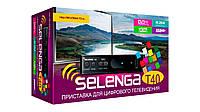 Приставка Т2 Цифровой телевизионный ресивер Selenga DVB-T2 T40 Эфирный приемник Тюнер Цифровое ТВ