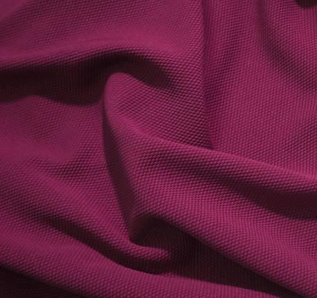 Трикотаж кукуруза фиолетовый, фото 2