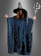 Карнавальный костюм для образа ведьмы, демона, волшебника