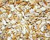 Мраморная крошка желтая Сиена 6-9 мм