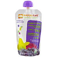 Nurture Inc. (Happy Baby), Happytot, Organic Superfoods, голубика, груша и свекла, 120 г