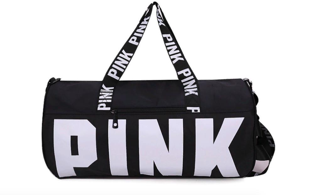 7addcb3cb8557 Купить сейчас - Спортивная сумка для фитнеса Pink Victorias Secret ...