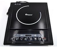 Індукційна настільна електроплита Domotec MS-5831 (2000W)