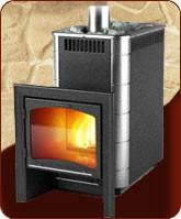 Банная печь термофор калина