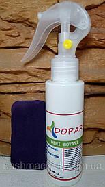 Краска Dopar, производство Турция цвет 100ml цв.темно-синий