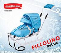 123 Комплект PICCOLINO deLux (голубой)