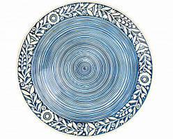 Тарелка 32 см 8027 Manna Ceramics (Украина)