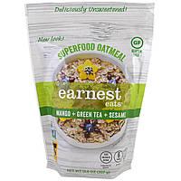 Earnest Eats, Hot & Fit Cereal, Asian Blend, 14 oz (397 g)