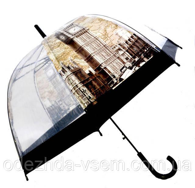 Женский зонт Лондон 2018