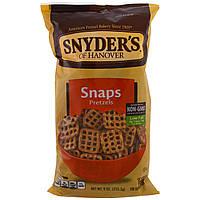 Snyder's, Снеп-крендели, 255,2 г (9 унций)
