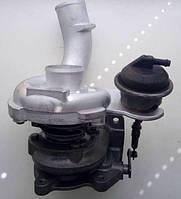 Турбина на Renault Kangoo 1.9 / Турбокомпрессор на Рено Кенгу 1.9