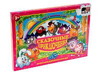 """Настольная игра """"Сказочные приключения"""", Danko Toys"""