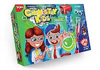 """Безопасный набор для проведения опытов """"CHEMISTRY KIDS"""", CHK-01-02, Danko Toys"""