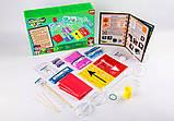 """Безпечний набір для проведення дослідів """"CHEMISTRY KIDS"""", CHK-01-02, Danko Toys, фото 2"""
