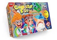 """Безопасный набор для проведения опытов """"CHEMISTRY KIDS"""", CHK-01-03, Danko Toys"""