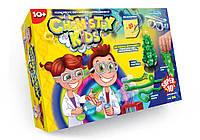 """Безопасный набор для проведения опытов """"CHEMISTRY KIDS"""", CHK-01-04, Danko Toys"""