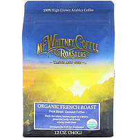 Mt. Whitney Coffee Roasters, Organic French Roast, Dark Roast, Ground Coffee, 12 oz (340 g)