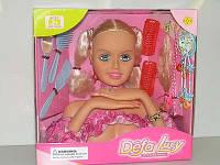 Кукла манекен  для причесок Defa 20957