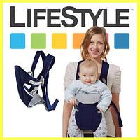 Слинг-рюкзак (носитель) для ребенка Babby Carriers. 4 цвета!