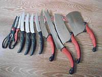 Идеальный набор профессиональных ножей для кухни Contour Pro