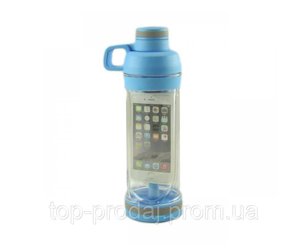 CUP Бутылка Botlle 5s, Бутылка для воды 370мл, Бутылка для жидкости, Спортивная бутылка, Туристическая бутылка