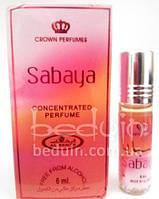 Цветочные духи SABAYA  Al Rehab
