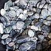 Мраморная галька зеленая Альпы 25-40 мм