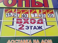 Печать на пленке самоклеящейся в Донецке