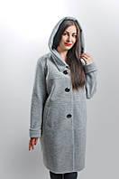 """Пальто """"Леди"""" из пальтовой шерсти на подкладке."""