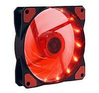Вентилятор (кулер) для корпуса 120 мм Cooling Baby LED-подсветка (Red) 12025BRL