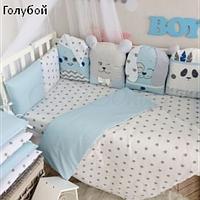 Комплект постельного белья Маленькая Соня Chudiki 6ед, фото 1