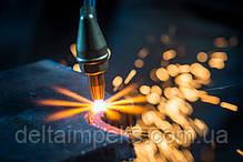 Газовый резак 374У Р3 ДОНМЕТ с вентилем трехтрубный с внутрисопловым смешением, фото 2