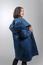 """Стильное Пальто """"Леди"""" из пальтовой шерсти на подкладке."""
