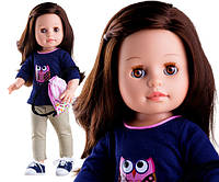 Кукла Paola Reina Эмили у брючном костюме, 40 см (Paola Reina 06010)