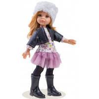 Кукла Paola Reina прекрасная Даша у нежно-розовом платье, 32 см (Paola Reina 04411 )