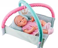 Кукла пупс Paola Reina Нина с игровым ковриком, 36 см (Paola Reina 05019)