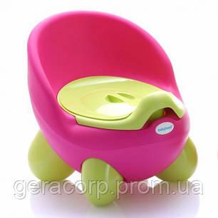 Детский горшок Babyhood BH-105 Pink, фото 2