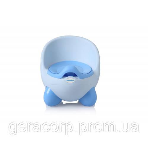 Детский горшок Babyhood BH-105 Нежно-голубой