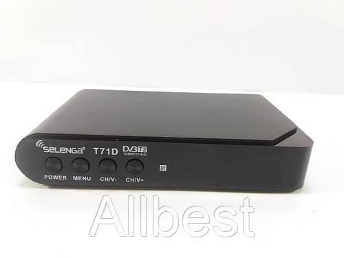 Тюнер Selenga T71D