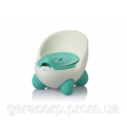 Детский горшок Babyhood BH-105 Нежно-зеленый