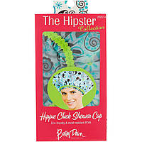 Betty Dain Creations, LLC, The Hipster Collection, шапочка для душа, хиппи шик, 1 шапочка для душа