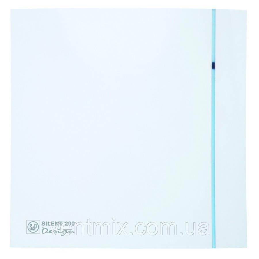 Вытяжной вентилятор Silent 200 CZ Design 3C