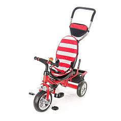 Велосипед трехколесный для детей KidzMotion Tobi Junior Red