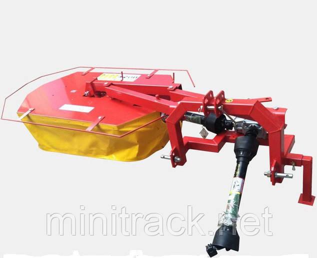 Косилка на минитрактор, роторная косилка,КРН-1,35, без кардана