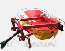 Косилка роторная для минитрактораКРН-1.35 1-н вал