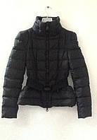 Куртка пуховик Moncler черный